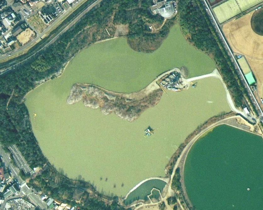 昆陽池(こやいけ)公園