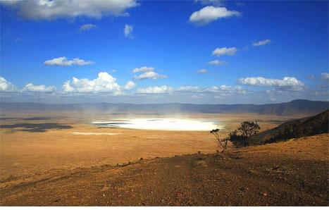 ンゴロンゴロ保全地域の画像 p1_4