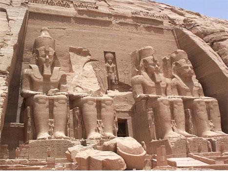 アブ・シンベル神殿の画像 p1_21