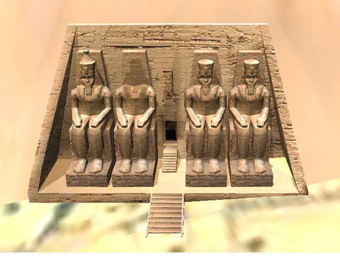 アブ・シンベル神殿の画像 p1_10